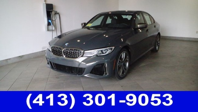 Bmw 3 Series For Sale >> New 2020 Bmw 3 Series For Sale At Bmw Of West Springfield Vin Wba5u9c00la380494