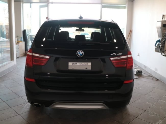 pre owned 2016 bmw x3 for sale at bmw of west springfield. Black Bedroom Furniture Sets. Home Design Ideas