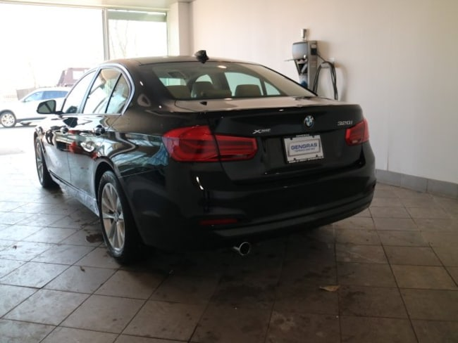 new 2018 bmw 3 series for sale at bmw of west springfield. Black Bedroom Furniture Sets. Home Design Ideas