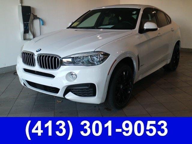 2019 BMW X6 xDrive50i Coupe