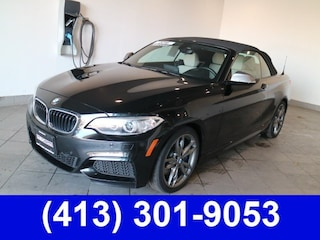Used 2016 BMW 2 Series M235i xDrive Convertible in Houston