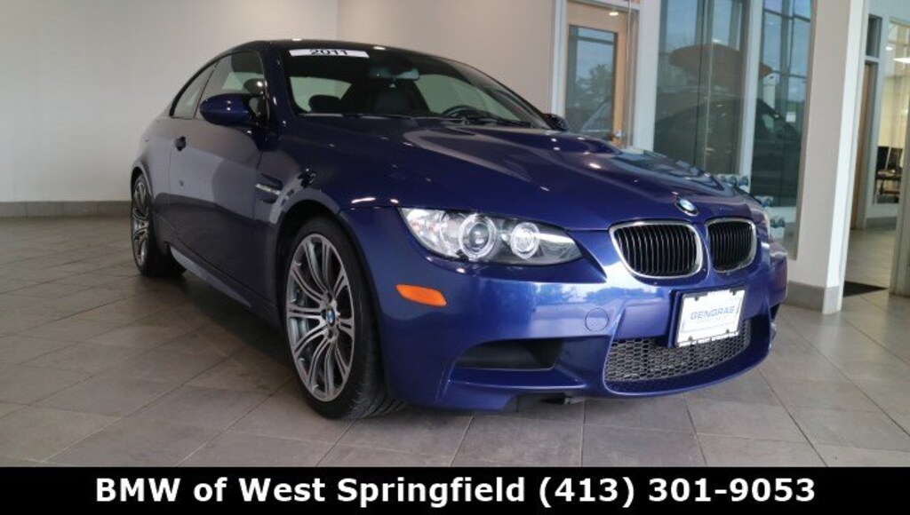 Bmw North Haven >> 2011 Used Bmw M3 For Sale North Haven Ct Vin Wbskg9c50be646220