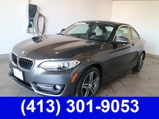 Used 2017 BMW 2 Series 230i Coupe in Houston