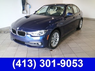 Used 2018 BMW 3 Series 320i xDrive Sedan