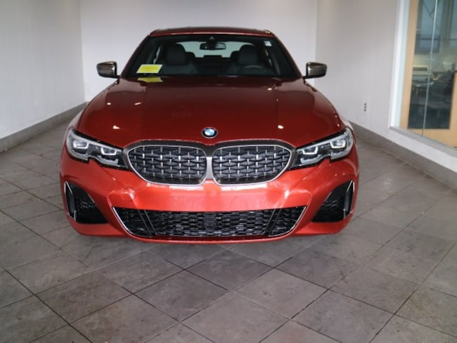 Pre Owned 2020 Bmw 3 Series For Sale At Bmw Of West Springfield Vin Wba5u9c07la380086