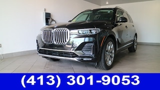 2019 BMW X7 xDrive40i xDrive40i Sports Activity Vehicle