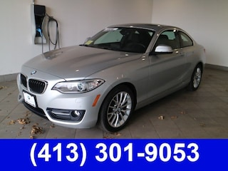 Used 2016 BMW 2 Series 228i xDrive Coupe in Houston