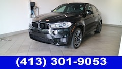 2019 BMW X6 M Coupe