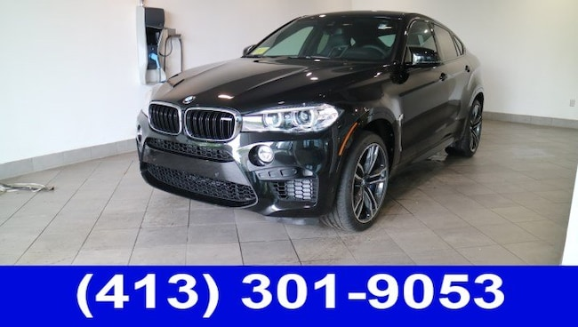 New 2019 Bmw X6 M For Sale At Bmw Of West Springfield Vin 5ymkw8c58klr38463