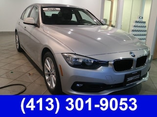Used 2016 BMW 3 Series 320i xDrive Sedan in Houston