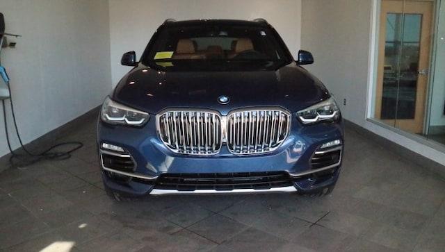 New 2019 BMW X5 For Sale at BMW of West Springfield | VIN: 5UXJU2C5XKLN67019