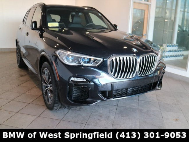 Pre Owned 2019 Bmw X5 For Sale At Bmw Of West Springfield Vin 5uxju2c53klb15593