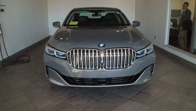 Pre-Owned 2020 BMW 7 Series For Sale at BMW of West Springfield | VIN:  WBA7U2C07LBM62247