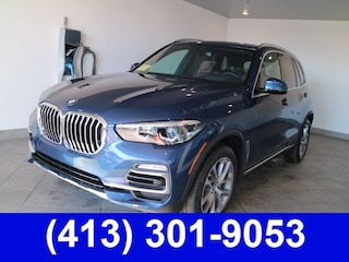 2019 BMW X5 xDrive40i xDrive40i Sports Activity Vehicle