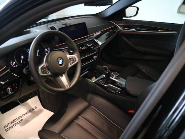 Used 2018 Bmw 5 Series For Sale At Bmw Of West Springfield Vin