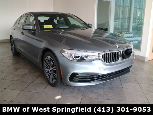 Pre Owned 2019 Bmw 5 Series For Sale At Bmw Of West Springfield Vin Wbajb1c53kb376658