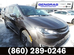2018 Chrysler Pacifica Hybrid Limited Hybrid Limited FWD