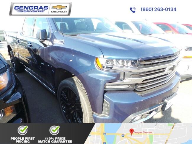 2019 Chevrolet Silverado 1500 High Country 4WD Crew Cab 157 High Country