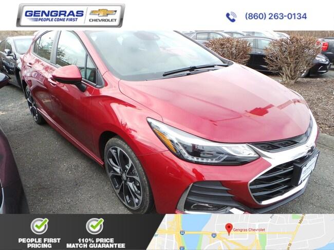 2019 Chevrolet Cruze Premier HB Premier