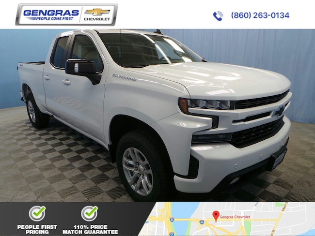 2019 Chevrolet Silverado 1500 RST 4WD Double Cab 147 RST