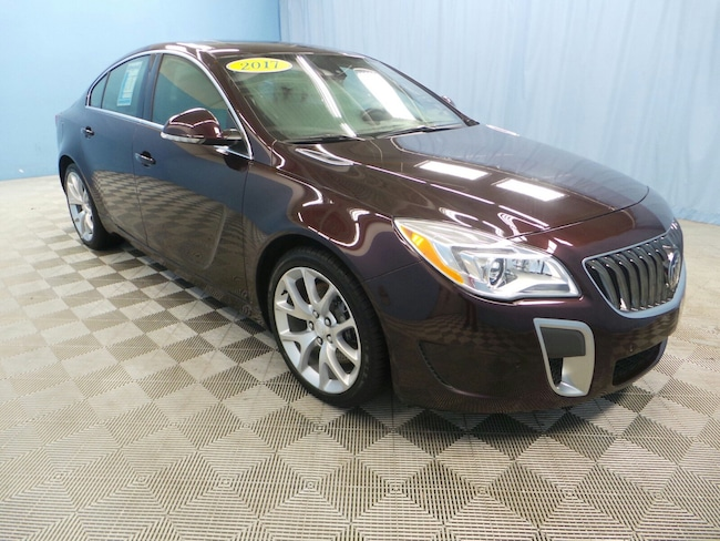 Used 2017 Buick Regal For Sale East Hartford Ct