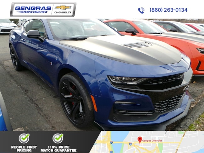 2019 Chevrolet Camaro SS Coupe