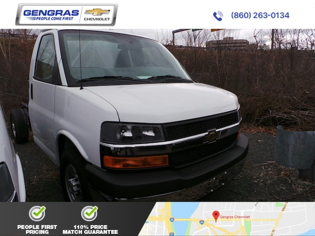 2017 Chevrolet Express 3500 Work Van Cab/Chassis