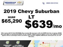2019 Chevrolet Suburban LT 4WD  1500 LT