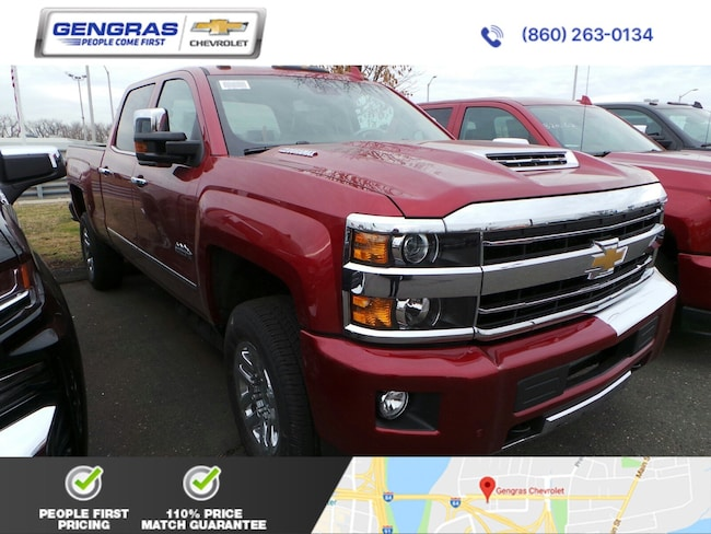 2019 Chevrolet Silverado 3500HD High Country 4WD Crew Cab 153.7 High Country