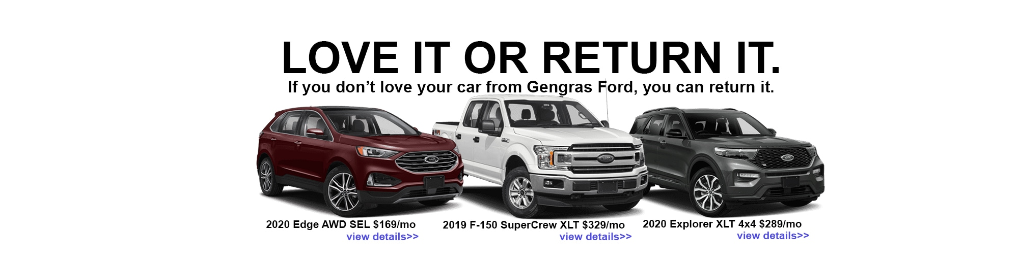 Ford Dealers In Ct >> Gengras Ford Ford Dealership In Plainville Ct