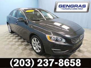 Used 2016 Volvo S60 T5 Premier Sedan For Sale in Hartford