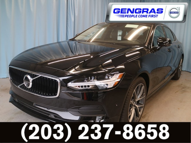 Executive Volvo demo vehicles 2019 Volvo S90 T5 Momentum Sedan for sale North Haven CT