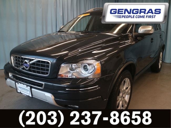 Used 2014 Volvo XC90 3.2 SUV in North Haven, CT
