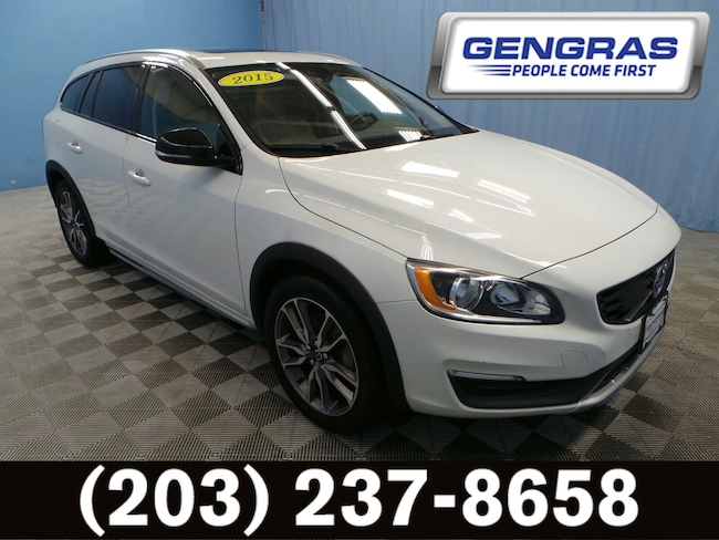 Used 2015 Volvo V60 Cross Country T5 (2015.5) Wagon in North Haven, CT
