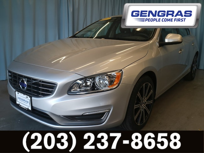 Used 2017 Volvo S60 T5 Inscription Sedan in North Haven, CT