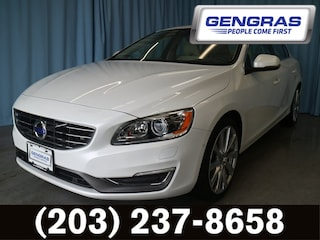 Used 2016 Volvo S60 T5 Platinum Inscription Sedan For Sale in Hartford