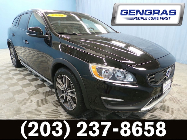Used 2016 Volvo V60 Cross Country T5 Wagon in North Haven, CT
