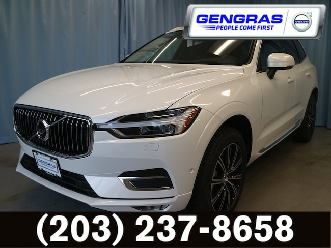 New 2019 Volvo XC60 Inscription T6 AWD Inscription