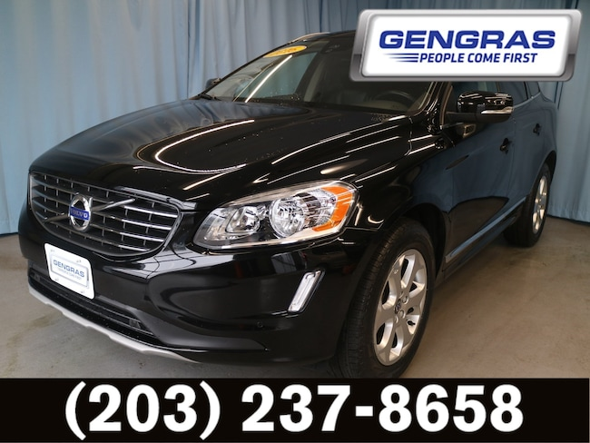 Used 2016 Volvo XC60 T5 Premier SUV in North Haven, CT