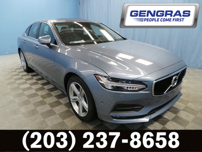 Used 2017 Volvo S90 T5 FWD Momentum Sedan in North Haven, CT
