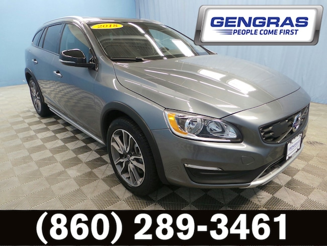 Used 2018 Volvo V60 Cross Country Wagon in North Haven, CT