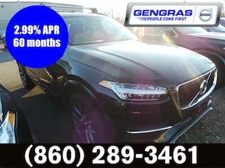 New 2019 Volvo XC90 T6 Momentum SUV For Sale in Hartford