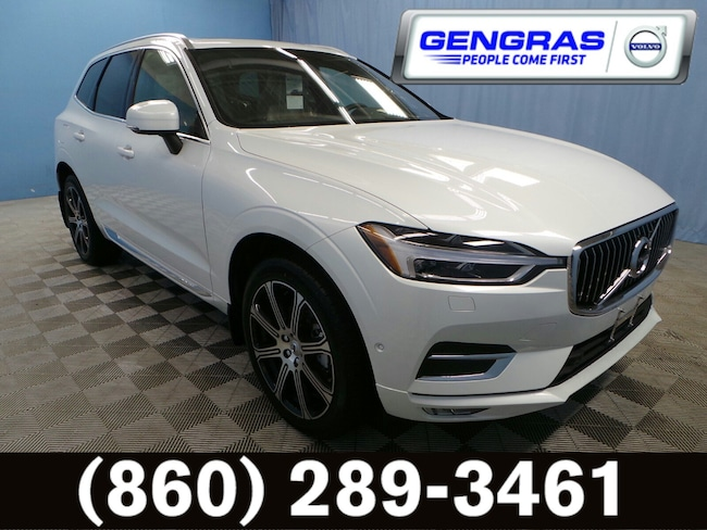 New 2019 Volvo XC60 T5 Inscription SUV near Hartford