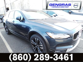 New 2019 Volvo V90 Cross Country T5 Wagon For Sale in Hartford