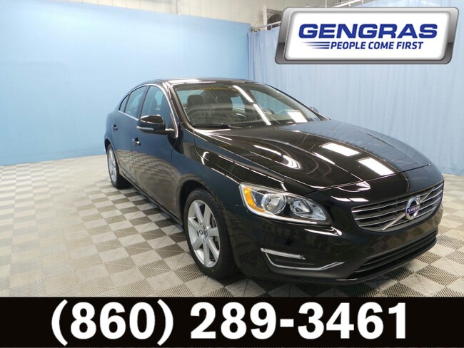 Used 2016 Volvo S60 T5 Premier Sedan in North Haven, CT