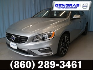 New 2018 Volvo S60 T5 AWD Dynamic Sedan in Meriden, CT