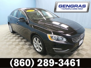 Used 2016 Volvo S60 T5 Drive-E Premier Sedan For Sale in Hartford