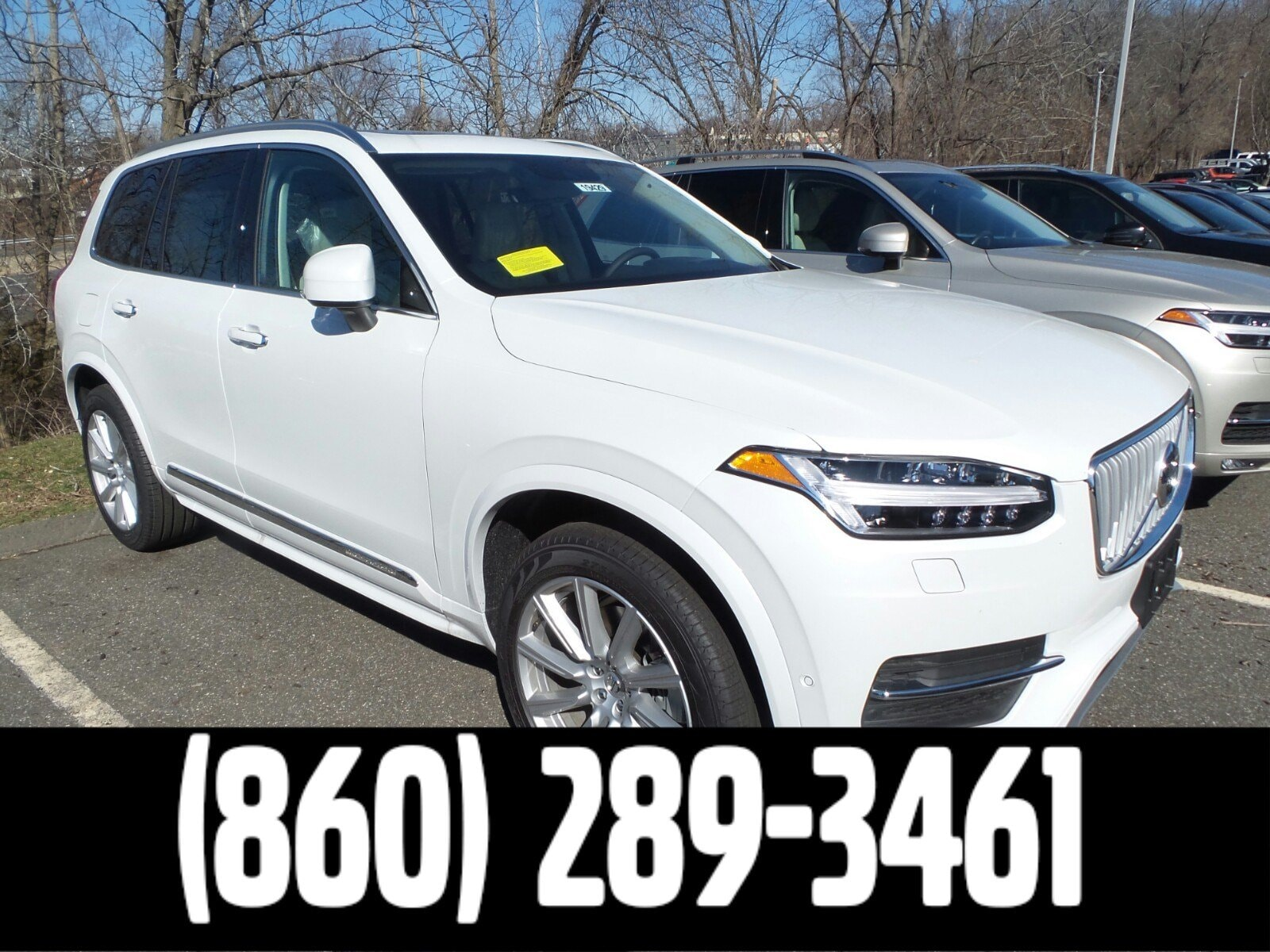New 2019 Volvo XC90 For Sale Hartford CT | VIN:YV4A22PL5K1480251
