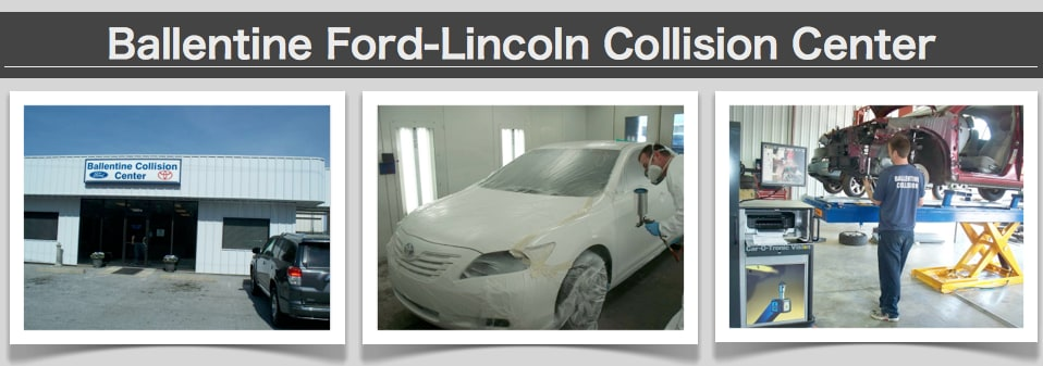 Ballentine Ford-Lincoln Collision Center