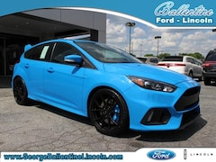 2017 Ford Focus RS AWD RS  Hatchback